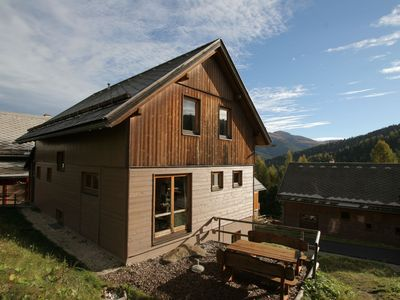Photo for large wooden chalets 1 mile from Turrach