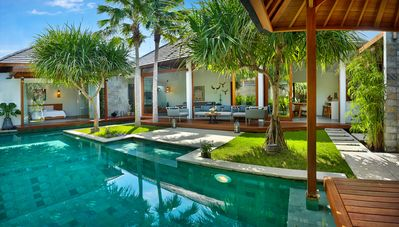 Photo for Villa Odyssey, Modern 4 br Private Villa in the middle of Seminyak