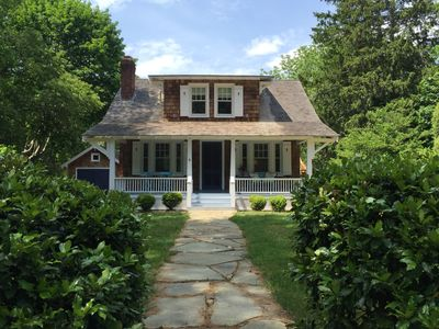 Photo for Chic Shelter Island Home, Pool and Gardens