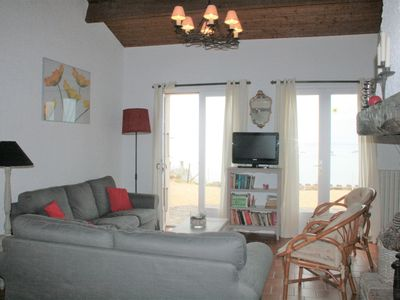 Photo for HOUSE DIRECT VIEW ON THE BEACH, ref 182