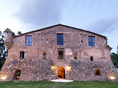 Photo for fortified farmhouse PREVIOUS TO THE XIII CENTURY