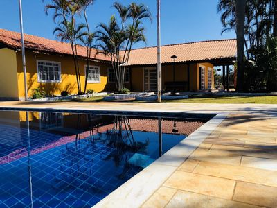 Photo for Linda Chácara: Cozy / comfortable and secure (gated community).