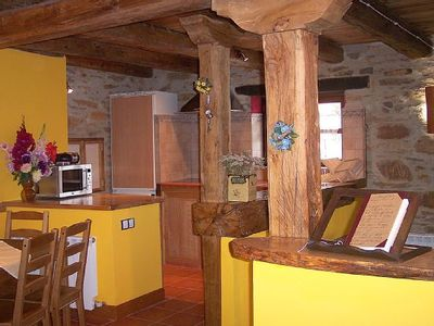 Photo for Self catering C. R. Ti Isabel for 6 people