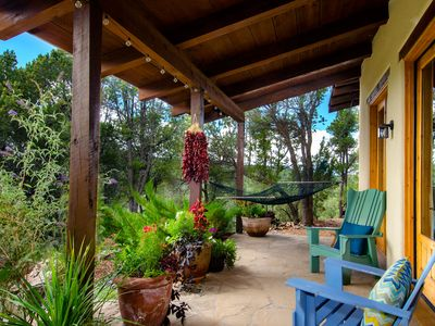 Photo for Luxurious Secluded Guesthouse In Sangre De Cristo Mountains:  Casita del Alma