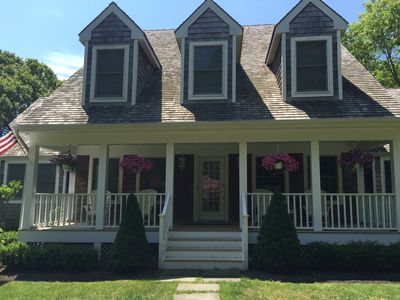 Photo for PERFECT SUMMER RENTAL!! - Gorgeous 4+ BR; newly furnished in a beautiful setting