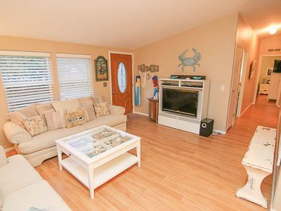 Photo for King Suite with Spa Tub Plus Two Queen Bedrooms in this Stylish, Playful Waldport Ranch!