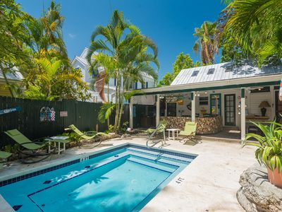 Photo for Historic vacation rental with a private pool - dog-friendly!