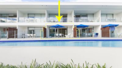 Photo for Port Douglas - Pool Resort-Swim out POOL Apartment
