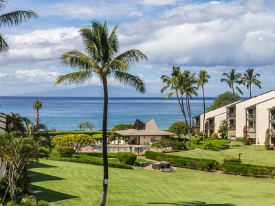 Photo for Kihei Condo: Hale Kamaole #259 - Beautiful Ocean View From Your Lanai