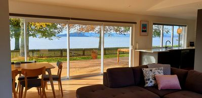 Photo for Executive Lakeside Living where your only task is to relax!