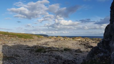 Photo for Rustic country cottage on the beautiful Solway Firth coast