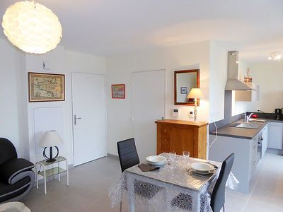 Photo for One bedroom Apartment, sleeps 2 in Saint-Malo with WiFi