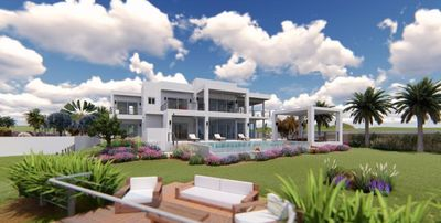 Photo for Villa Kandara-Non Inclusive  -  Beach View - Located in  Tropical West End with Private Pool