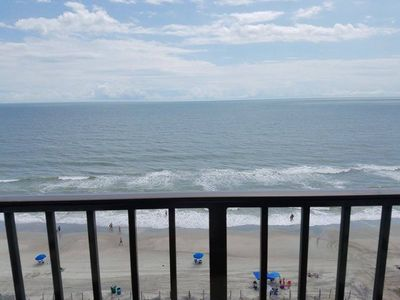 Photo for Oceanfront Suite at Ocean Park 2BR/2BA Sleeps 10!~1122 & 1124