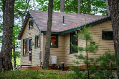 Another view of the camp. (We renovated in 2018 & LOVE how it turned out!)