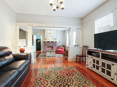 Photo for Beautifully Restored Old New Orleans Style Home in Historical District