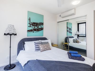 Photo for South Brisbane Funky 1 BED FREE PARKING QSB027-18