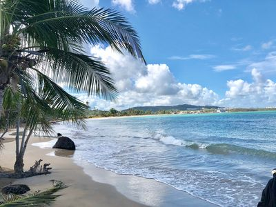 Photo for Beach Front Secluded Tropical Paradise!