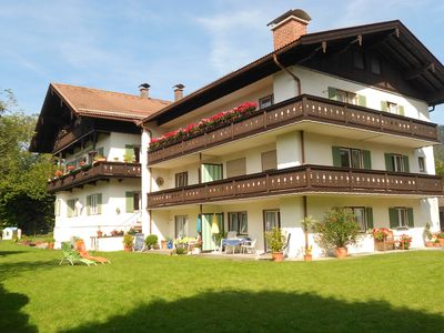 Photo for very quiet, central and sunny location with mountain views, 300 m to the center