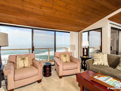 Photo for Amazing Views, Ocean Front Top Floor Condo in the Seascape Sur Complex
