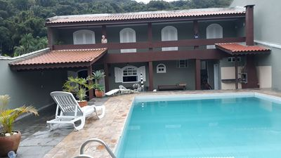 Photo for BEAUTIFUL SOBRADO POOL CAIOBA PRAINHA - 14 PEOPLE ..