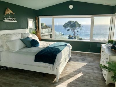 Photo for Just lowered rates for September. 3 Story Luxury Beach House on the sand.