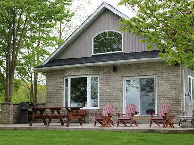 Photo for Long Reach Retreat Cottage on the Beautiful Bay of Quinte, Prince Edward County