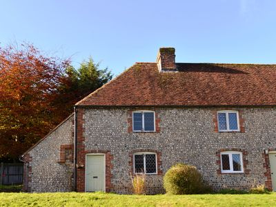 Photo for South Downs Cottage - picturesque Grade II listed cottage near Eastbourne