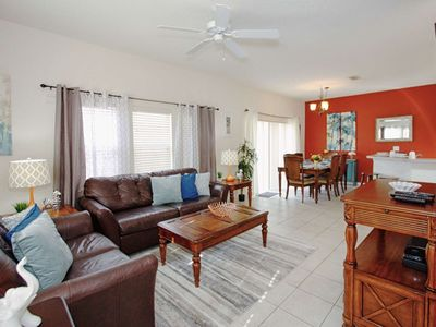 Photo for Disney On Budget - Encantada Resort - Welcome To Contemporary 4 Beds 3 Baths Townhome - 3 Miles To Disney