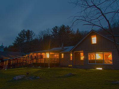 Photo for Hummingbird Retreat near Ohiopyle, unique house and property on stream