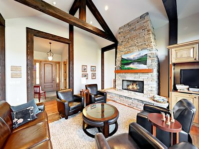 Photo for Luxe 5BR Vail Valley Home - Hot Tub, Game Room, Deck, Stunning Mountain Views