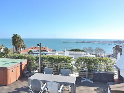 Photo for 4BR Apartment Vacation Rental in Cascais, Lisboa