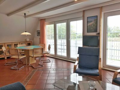 "Photo for Holiday flat 3 rooms - Breege - Apartment ""Meeresrauschen"" - RZV"