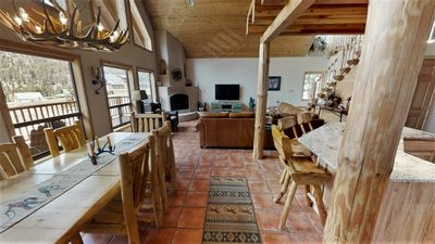 Photo for Beautiful mountain cabin, Located in the Upper Valley, Great kitchen, Satellite