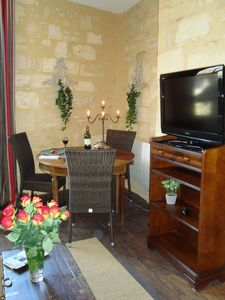 Photo for La Boétie, 2 people, ideal location inside the medieval town of Sarlat