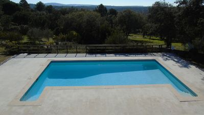 Photo for A Spacious Luxury Villa & Swimming Pool, with uninterrupted views, Sleeps 10