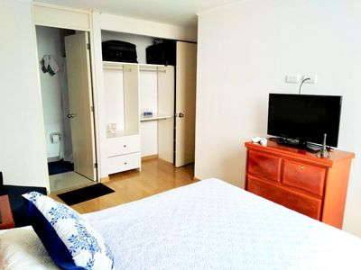 Photo for Private Room | Gym | Pool | Waterfront