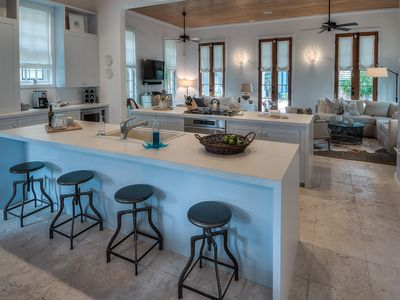 Photo for Uncorked Cottage - Gorgeous New Rental Home in Rosemary Beach!!