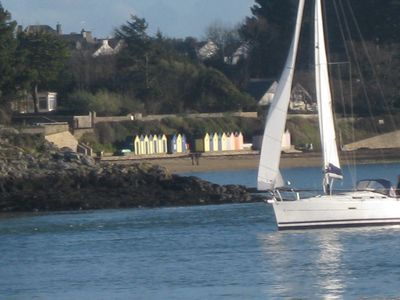 Photo for All the comforts you could need, 300 m from sea & Gulf of the Morbihan Islands