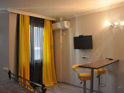 Photo for Apartment on the beach in Batumi. Wi Fi.