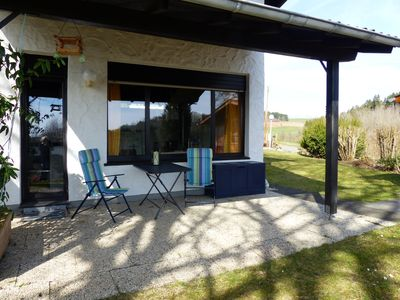 Photo for Free standing. Holiday home in the outskirts directly on the trail with free Wi-Fi, Spülm u. a.