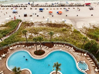 Photo for Grand Panama Beach Resort 11th Floor Directly on the Beach Free WIFI and