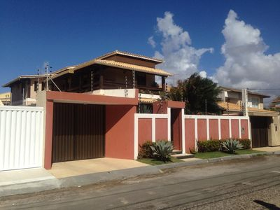 Photo for HOUSE AR NOS 6/4, SWIMMING POOL, NET, TV WITH NETFLIX, TO 50 METERS FROM THE SEA.