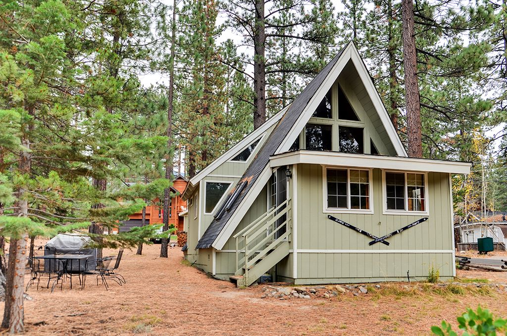 3br A Frame Cabin In South Lake Tahoe Homeaway