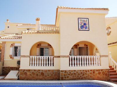 Photo for Villa with Private Pool and Large Underbuild