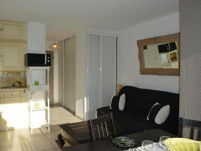 Photo for Apartment Cap d'Agde naturism, 1 room, 2 persons