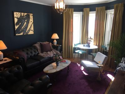 Photo for Large Edwardian home just 2 miles from Dunkin Donuts Center and Downtown