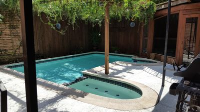 Photo for Montrose Apartment - Pool & Garage