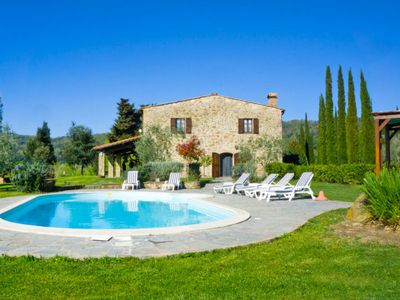Photo for La Miniera Holiday Home, Sleeps 10 with Pool and Free WiFi
