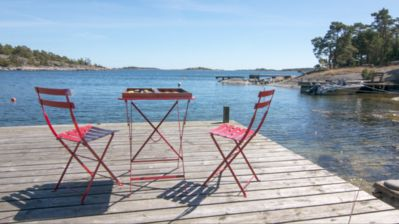 Photo for Seaside paradise on island in Stockholm archipelago